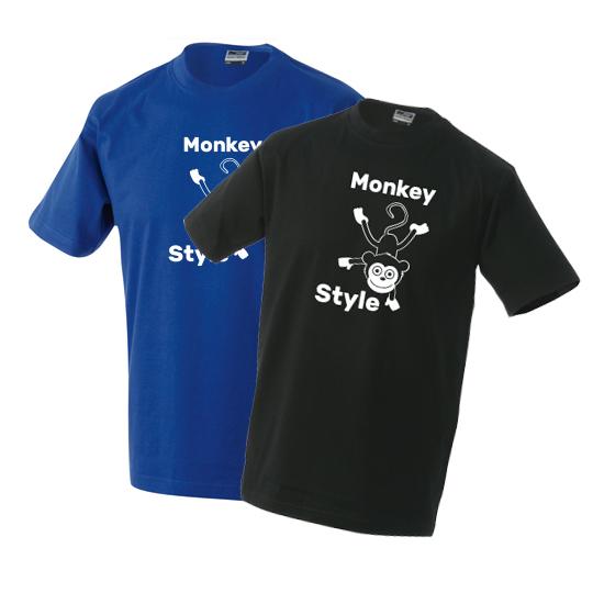 Lifestyle mit Monkey Style