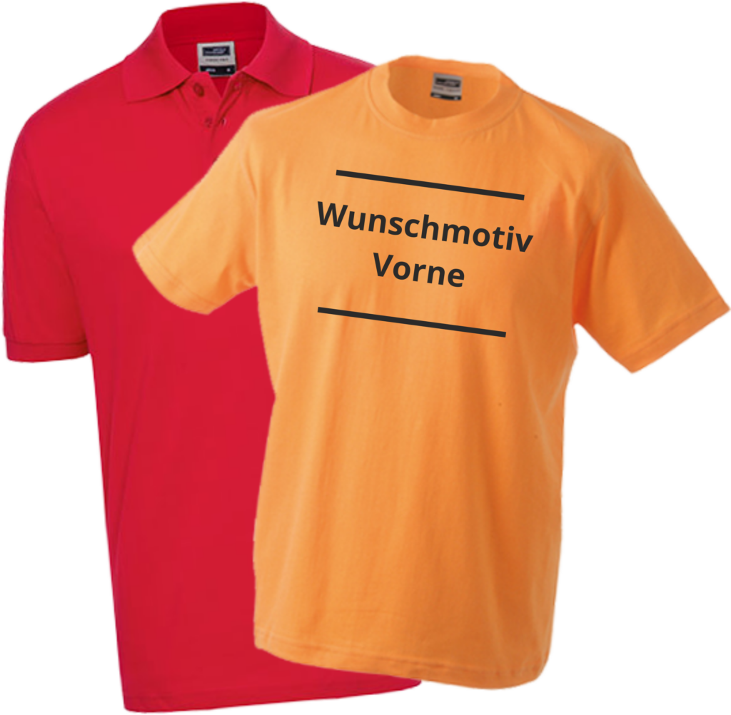 Shirts Textildruck